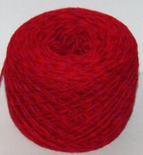 50g ball Red & Pink Bright Shades Marl Double Knitting wool Cotton yarn PARTY