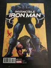 "Invincible Iron Man#11 Incredible Condition 9.4(2016)""Death Of X Variant"""
