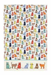 Geschirrtuch, Catwalk Katzen von Ulster Weavers