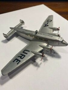 "DINKY TOYS MODEL No.62n JUNKERS  ""JU90"" AIRLINER Very Good Condition"
