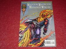 [Comics Marvel Comics USA] Presents #152 - 1994 Wolverine War Machine