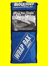Block Surf Surfboard Soft Wrap Roof Rack Rax Single auto car automobile