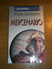 Piers Anthony, Mercenario, Mondadori Urania Argento