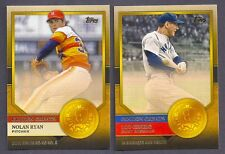 2012 TOPPS GOLDEN GREATS LOT COMPLETE YOUR SET PICK 5