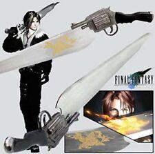 "Final Fantasy LIONHEART GunBlade Sword 42"""