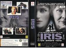 Iris - Un amore vero (2001) VHS