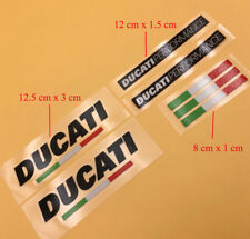 Set Decal Stickers for Ducati Performance Course Evo Racing Bikes MOTO GP Custom