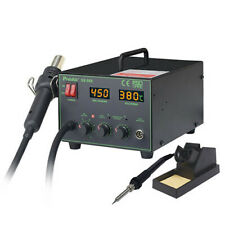 Eclipse SS-989E 2-in-1 SMD Hot Air Rework Station