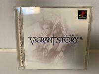 Vagrant Story - PlayStation / PS1 PSX Japan import