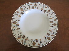 Eschenbach PORZELLAN - Germany, Mod Design Dinner Plate(s), Unknown Pattern