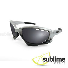 Polarized Black Iridium Replacement Lenses for Oakley Jawbone Vented