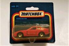 Matchbox MB 59 Porsche 944 - New In Package