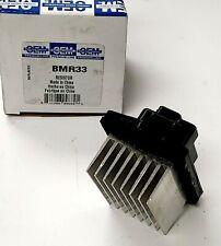 Original Engine Management BMR33 HVAC Blower Motor Resistor