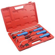 8 pc Drum Brakes Servicing Remove Install Brake Springs Tools Kit
