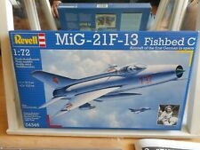Modelkit Revell Mig-21F-13 Fishbed C on 1:72 in Box