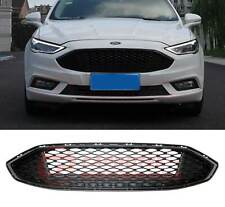 Ford Mondeo MK5 Fusion Facelift 2017 - 2018 Kühlergrill Schwarz Glanz CP203