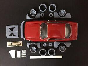 1/18 Kit estetico di trasformazione LWB per Alfa Romeo Giulia sprint GTA Road