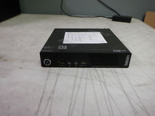 Lenovo ThinkCentre USFF M72e 2.9GHz Core i5 3470T 4GB         NO HDD
