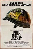 Plakat Full Metall Jacket Matthew Modine STANLEY Kubrick Krieg Vietnam 40x60cm