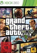 XBOX 360 GRAND THEFT AUTO V GTA 5 come nuovo