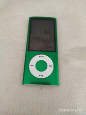 APPLE IPOD NANO 5G verde 8GB CAMERA VIDEOCAMERA RADIO MC060 5TH GEN