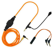 Lovinstar Replacement Cable Boom mic Volume for PS4 PC Xbox One to V-MODA & most