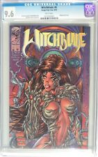 WITCHBLADE #8 CGC 9.6WP. 1996. Image/Top Cow. HOT Michael Turner Cover.