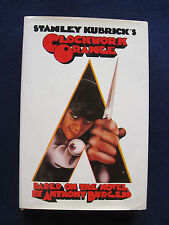 """Stanley Kubrick'S """"A Clockwork Orange"""" - Signed by Actor Malcolm Mcdowell 1st Ed"""