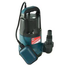 Pompe submersible immergée pour eaux claires 9000 L/h 400 W SILVERLINE 262231