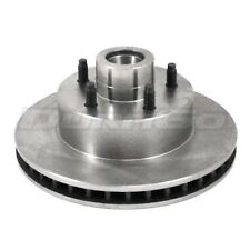 Disc Brake Rotor and Hub Assembly Front IAP Dura BR5418