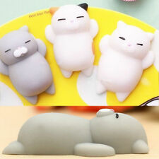 Kawaii Lovely Cat Squishy Healing Squeeze Fun Kid Gift Stress Reliever ADHD Toys