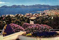 CANNES -  Vue générale, le Golfe de la Napoule et l'Esterel - Côte d'Azur