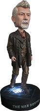 DOCTOR WHO - 'The War Doctor' John Hurt Bobble Head (Ikon Collectibles) #NEW