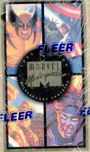 Marvel Masterpieces Box (Fleer, 1994)