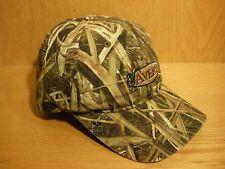 Avery Greenhead Gear GHG Twill Adjustable Hat Ball Cap Mossy Oak Blades DU Camo
