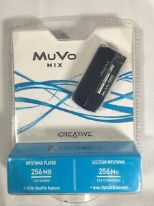 Creative Muvo Mix 256 MB MP3 / WMA Player New Sealed