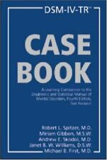 DSM-IV-TR Casebook : A Learning Companion to the D