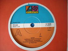 45 GIRI THE DETROIT SPINNERS SADIE / LAZY SUSAN 1974 UK