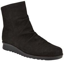 John Lewis Peony Ladies Black BOOTS Size Uk4
