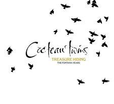 Cocteau Twins : Treasure Hiding: The Fontana Years CD Box Set 4 discs (2018)