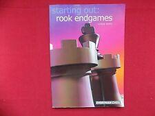 Starting out: Rook Endgames chris Ward - Chess - Echecs