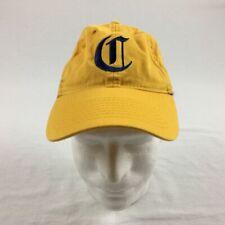 NEW adidas Choate Rosemary Wild Boars - Men's Yellow Adjustable Hat (OSFM)