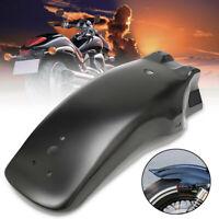 Motorrad Heckfender Kotflügel Schutzblech 420mm Für Harley Honda Yamaha Chopper