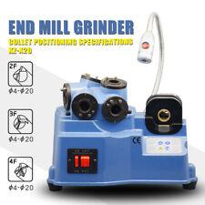 Sfx End Mill Grinder 4 20mm Cutting Tool Sharpener Kz X20 Multiple Flutes Cutter