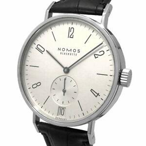Nomos Glashutte Tangomat TN1Z1W2 Automatic Analog Men's Germany Wristwatch