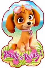 Nickelodeon Paw Patrol Girl 'Skye Leads' Shaped Beach Towel