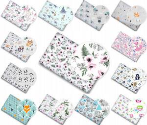 BABYMAM Baby Spannbettlaken Bettlaken 100% Baumwolle  120x60, 140x70, 160x80