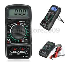 LCD Digital Multimeter Voltmeter Ammeter AC DC OHM Volt Circuit Current Tester