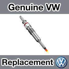 Genuine VW Golf MkIV (1J) 1.9TDi 90/110ps (98-04) Glow Plug (x1)