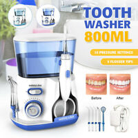 Nicefeel Water Jet Dental Teeth Flosser Electric Oral Irrigator Cleaner 7 Picks